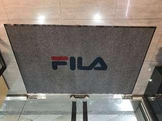 FILA 客製化地毯4'*6'