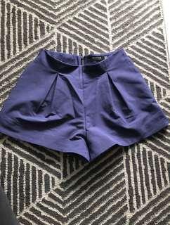 BN Qlothe high waisted shorts