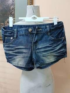 Denim Shorts and other shorts