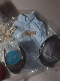 🚚 BJD grab bag - clothing and accessories