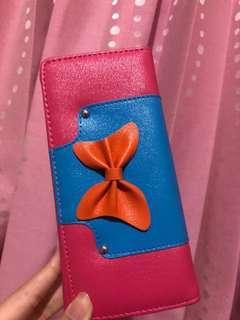 Ribbon wallet