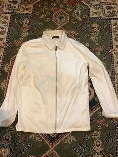 Zara men White Jacket