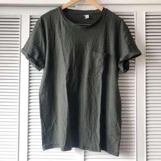H&M Charcoal Shirt