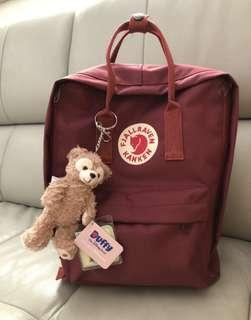 🚚 Kanken Classic Backpack Ox Red