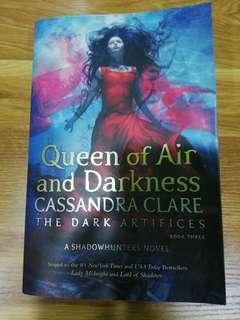 Queen of air and darkness (Cassandra Clare)