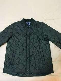 🚚 GAP liner jacket 軍夾克外套 M size 軍綠 內膽外套 保暖 primeloft