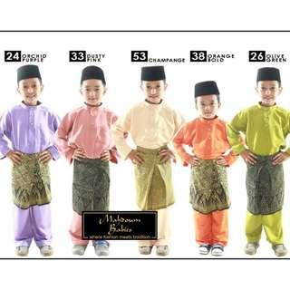 🚚 Wassim Baju Melayu