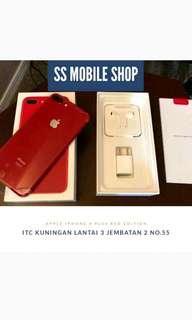 Kredit Iphone 8 Plus 64GB Red Merah Baru New