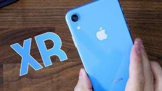 IPhone XR 64GB Blue [Hongkong Set/ Green Peel/ Dual Sim]