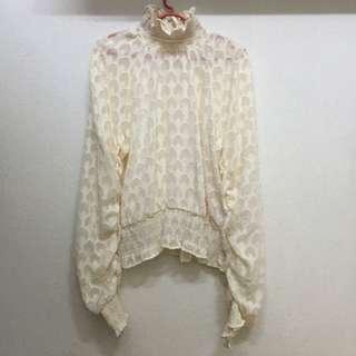 H&M top/ blouse