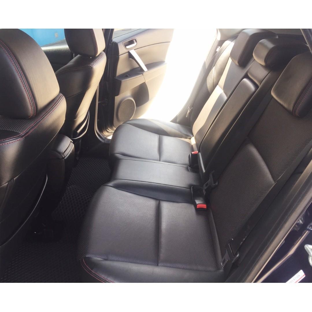 2011年/Mazda 3 5D/頂級2.0/僅跑7萬/實車實價/湛藍