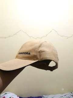 UNISEX CREAM HAT