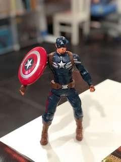 Captain America Toy (Battery Operated)