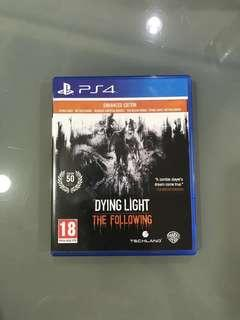 🚚 Dying light PS4