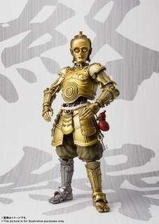 Star Wars Mei Sho Movie Realization Honyaku Karakuri C-3PO