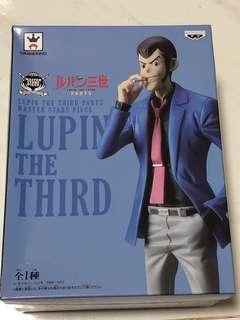 雷朋三世 景品 一番賞 Lupin the third master Star piece Banpresto 眼鏡廠