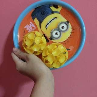 Minion Paddle Ball Game