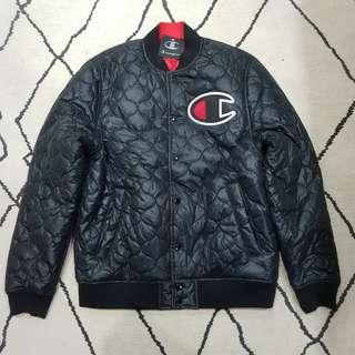 Champion Quilted Reversible Bomber Jacket