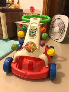 Fisher Price BB學行車