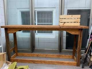 實木訂製長桌