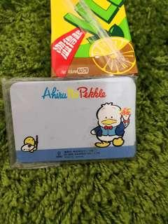 Pekkle Ap鴨日本絕版1995年卡仔1包20張