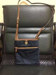 Michael Kors nylon crossbody bag