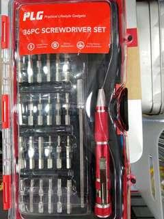 🚚 Screwdriver Set