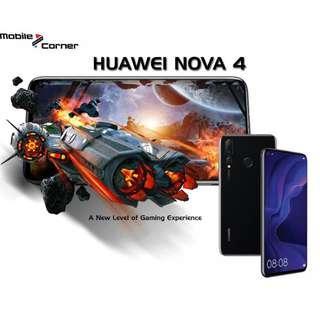 Get Now Huawei Nova 4 ➡ RM1899 only!