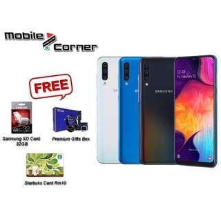 Samsung Galaxy A50 ➡ RM1199 only!+ Foc Item