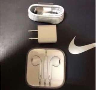 🚚 Iphone配件 充電頭 充電線 耳機 cable charger earphone