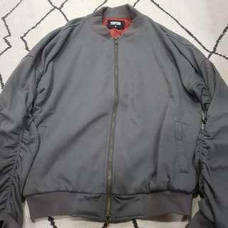 🚚 SFB Bomber Jacket Grey