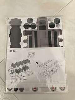 Sg bus 3D puzzle (LTA exclusive)