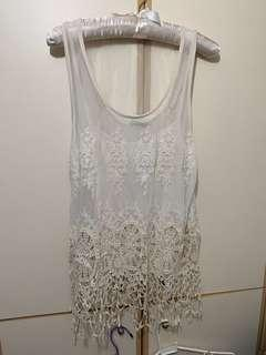 Pull & Bear lace top