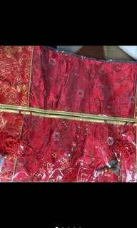 🚚 紅色 喜氣 衛生紙套