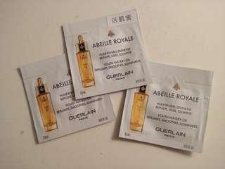 Guerlain abeille royale youth watery oil (total 3)