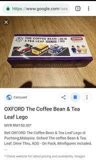 Oxford Town - Coffee Bean & Tea Leaf Drive Thru (Add-on Pack)