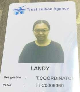 Tuition & Tuition Coordinator