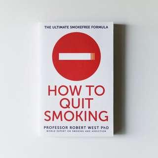 🚚 How to Quit Smoking (book rental)