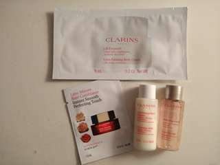 clarins essence set