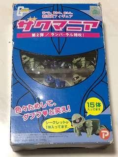 G Gundam 高達 渣古 層層疊 2009 年出品