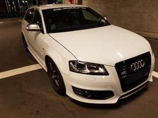 Audi S3 Sportback 2.0 TFSI quattro DSG 5-Dr Auto