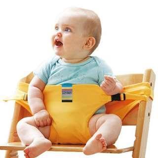現貨。安全坐椅帶