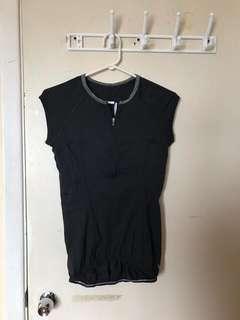 Lululemon Gym Short Sleeve Shirt