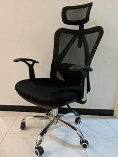 電腦椅、人身工學椅、油壓椅、Office chair
