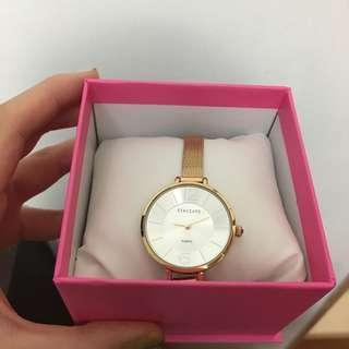 🚚 Staccato 玫瑰金手錶 #半價良品市集