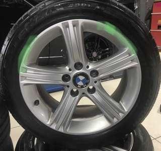 BMW 316i Stock Rim