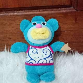 Fisher Price, the Sing-a-ma-jigs, Biru