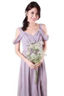 🚚 MGP Heather Maxi Dress in Grey