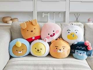 🇰🇷韓國代購🇰🇷 Kakao Friends 新cushion