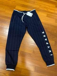 Ivy Park Pinstripe Joggers